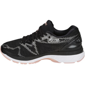 asics Gel-Nimbus 20 Shoes Women Black/Frosted Rose